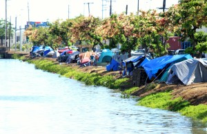 homeless camp honolulu hawaii